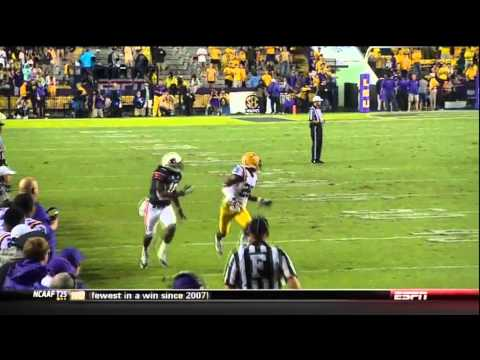 Jalen Mills INT vs Auburn 2013 video.