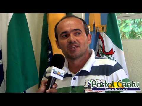 Marquinho - Luiz Cézar Batistel, o Zinho da entrevista exclusiva ao Portal Cantu