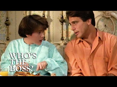 Samantha Is Home From College | Who's The Boss?