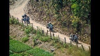 🇹🇭 Crossing Into Burma Via Unpatrolled Border Near Khun Yuam
