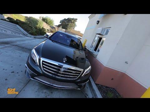 Mercedes с 65 amg v12 снимок