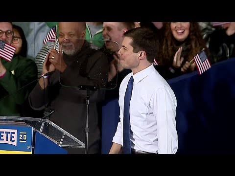 Pete Buttigieg officially launches campaign for President