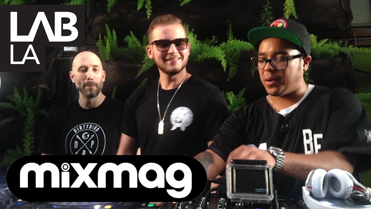 TJR b2b GTA - Live @ Mixmag Lab LA 2014