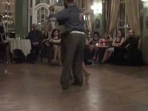 Rui & Ines March 7th 2015 Argentine Tango performance in Pärnu.
