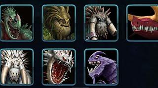 Video All 7 Legendary Dragons | [+Shellfire] | Dragons:Rise of Berk New Update MP3, 3GP, MP4, WEBM, AVI, FLV September 2018