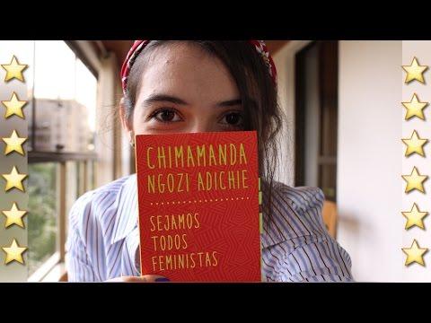 DICA DE LIVRO: SEJAMOS TODOS FEMINISTAS | Laura Noleto