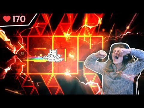 I ACTUALLY DID IT!! Cataclysm (Extreme Demon) 100% | Geometry Dash
