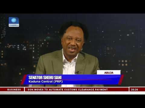 APC Cannot Last Beyond The Political Lifespan Of Pres. Buhari -- Shehu Sani