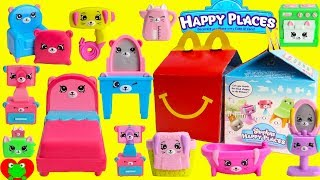 Collecting 2018 Shopkins Happy Places McDonald's Happy Meal Toys