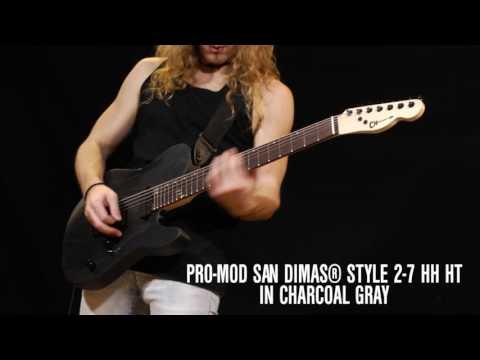 Charvel Pro-Mod San Dimas Style 2-7 HH HT