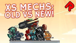 We compare the Starbound XS Mechs in new Modular Edition & old Vehicle Edition forms! Which version is one of the best Starbound mods for 1.3?