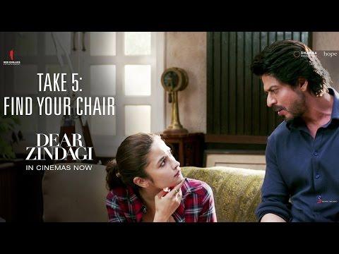 Dear Zindagi (Teaser 'Find Your Chair')