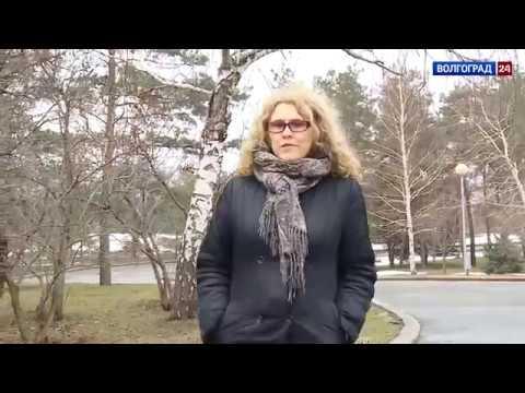 Женские образы Мамаева кургана. Выпуск от 07.03.2017