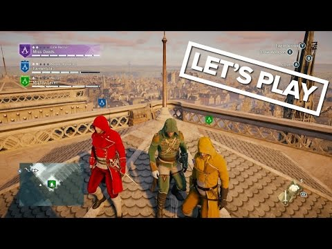 assassin's creed unity xbox one soluce