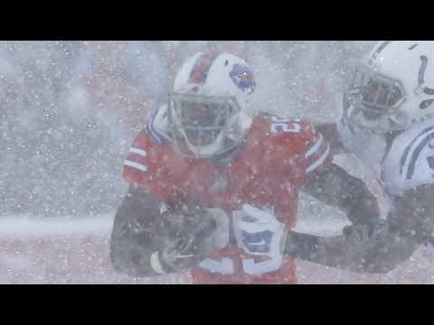 LeSean McCoy's Overtime Touchdown Gives Bills a Win in the Snow | Stadium