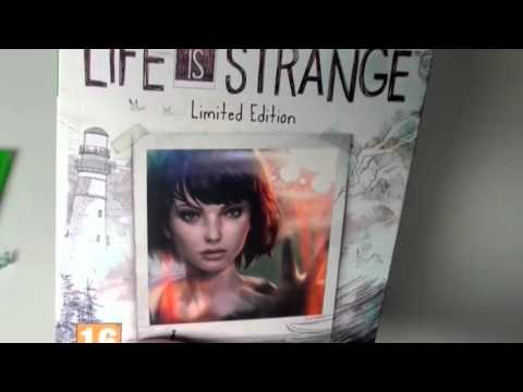 Unboxing! Rozpakowujemy Life is Strange Limited Edition