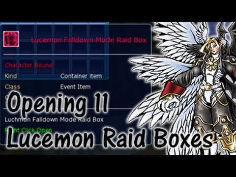 Digimon masters online walkthrough opening tamer gift boxes 051 negle Images