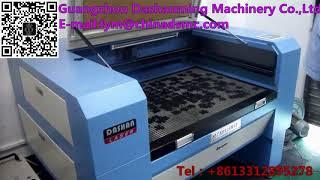 Multifunction laser cutting & engraving machine youtube video