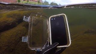 Video Found Lost iPhone 7 in River While Scuba Diving! (w/ Girlfriend) MP3, 3GP, MP4, WEBM, AVI, FLV Agustus 2017