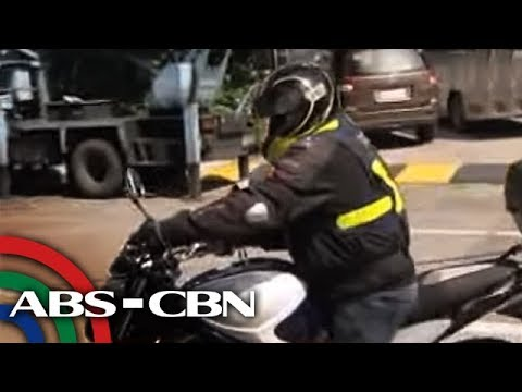 TV Patrol: Half-face helmet, tinitingnan vs riding-in-tandem