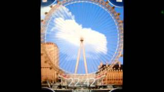 Fireworks London Eye LWP HD YouTube video