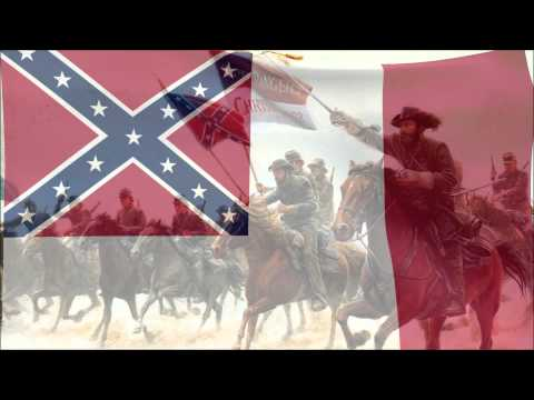 Confederate States Of America Flag And Dixie|CSA|Confederacy