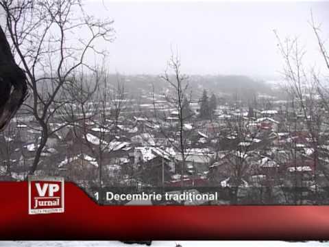 1  Decembrie tradiţional
