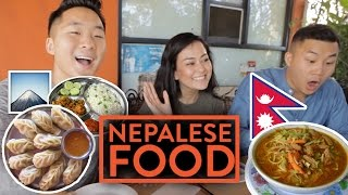 FUNG BROS FOOD: Nepalese Food - Himalayan Video