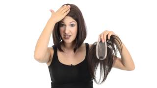 Video Raquel Welch Human Hair Bangs   How To Apply Clip In Bang / Fringe MP3, 3GP, MP4, WEBM, AVI, FLV Juni 2018