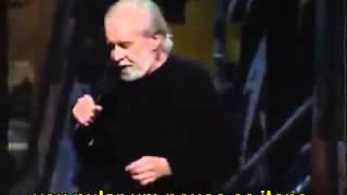 Humor Ateu-George Carlin   Os Dez Mandamentos (LEGENDADO)