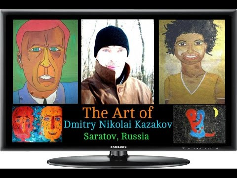 The Art of Dmitriy Nikolai Kasakov - The People