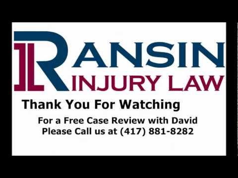 What's Your Personal Injury Case Worth? Springfield MO
