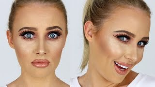 How Intense Can I Make My Makeup?!? | Lauren Curtis by Lauren Curtis