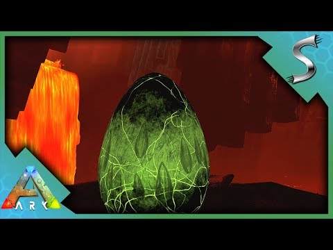 POISON WYVERN EGG STEALING! THE FINAL RAGNAROK ADVENTURE! - Ark: Survival Evolved [S4E128] (видео)