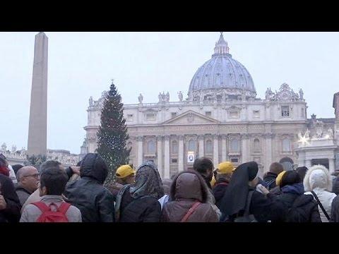 Με τα πόδια στη Ρώμη για το Άγιο Έτος των Καθολικών