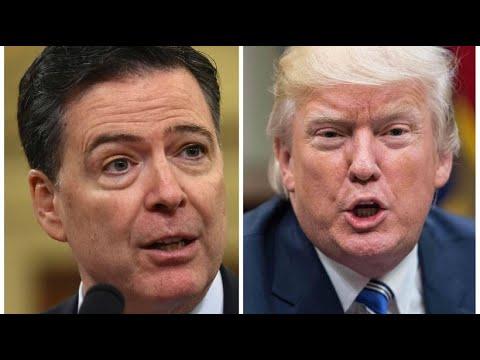Trump feuert Twitter-Tiraden gegen Ex-FBI-Chef Comey ab