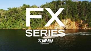 6. 2018 Yamaha FX Series WaveRunners