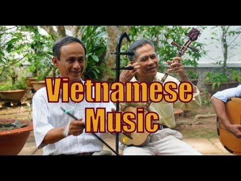 Vietnamese Folk Music Performance
