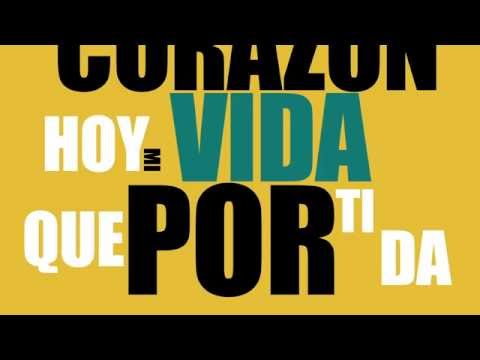 Poncho & Valeria - De Cabeza (Lyric Video)