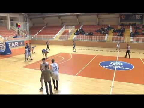 14. kolo: KK Novi Pazar – KK Student 89:80