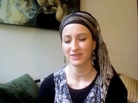 jewish women - As always, check out andreagrinberg.com for tons of scarf wrapping ideas and lots more! FYI - I've removed the previous video from everywhere except youtube ...