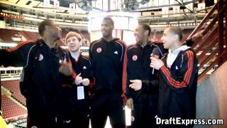 Duke vs. UNC vs. N.C. State: Smackdown Part 6 - 2012 McDonald's All-American Game