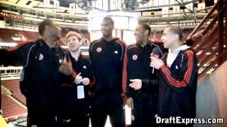 Duke vs. UNC vs. N.C. State: Smackdown Part 6 - 2012 McDonald's All-American Game
