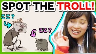 AOI is BACK with more of this ultra TROLL game! Some questions are pretty simple, but #28 is particularly troll-like! Can you solve ...