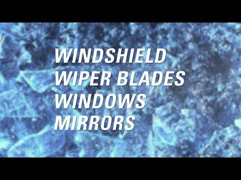 Alaskan Windshield De-Icers