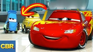 Video 10 Things Pixar Wants You To Know About Cars 3 MP3, 3GP, MP4, WEBM, AVI, FLV April 2018