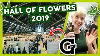 HALL OF FLOWERS 2019: The Largest B2B Cannabis Tradeshow by That High Couple