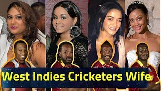 Top 10 Famous West Indies Cricketers With Beautiful Wives|West Indies Cricket Team|Walid  Game House