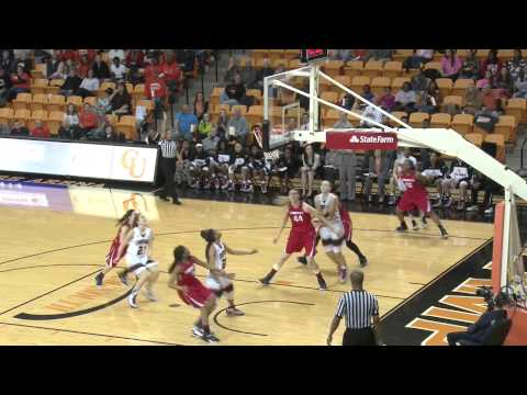 Women's Basketball vs Liberty - 2/28/15