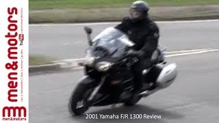 6. 2001 Yamaha FJR 1300 Review